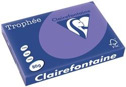 Clairefontaine Trophée Intens A3 violet, 80 g, 500 vel