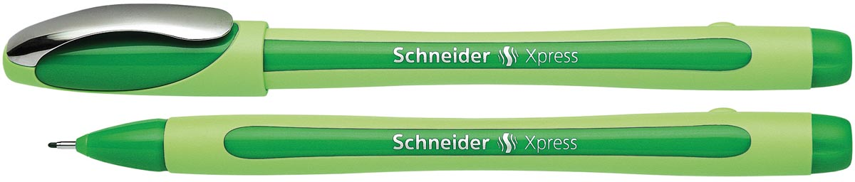 Schneider Fineliner Xpress groen