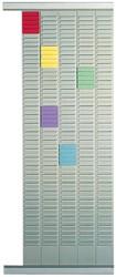 Nobo planbordpaneel index 1,5, 54 vakjes, ft 96 x 4,8 cm