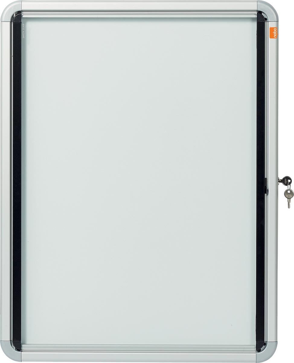 Nobo Vitrine binnenvitrine, voor 4 x ft A4 (ft 69,2 x 53,2 x 4,5 cm)