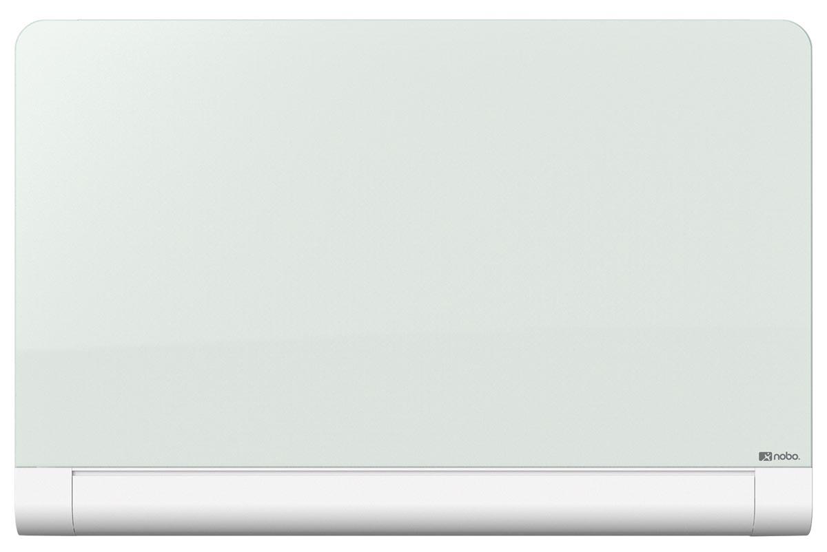 Nobo Diamond glasbord met pennengoot ft 188,3 x 105,3 cm