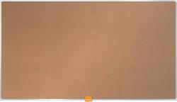 "Nobo Noticeboard Cork Widescreen 32"" kurkbord (710 x 400 mm)"