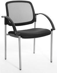 Topstar bezoekersstoel Open Chair 10, zwart
