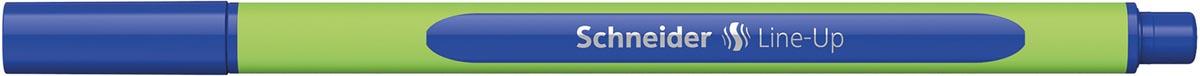 Schneider fineliner Line-Up, blauw