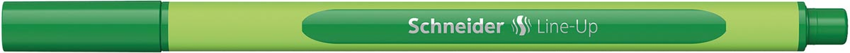 Schneider fineliner Line-Up, groen