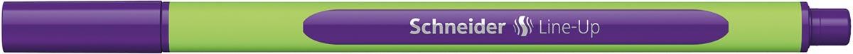 Schneider fineliner Line-Up, violet