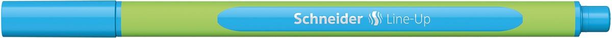 Schneider fineliner Line-Up, lichtblauw