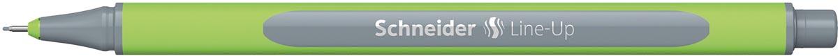 Schneider fineliner Line-Up, grijs
