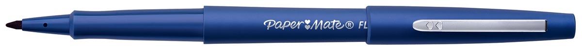 Paper Mate fineliner Flair Original blauw