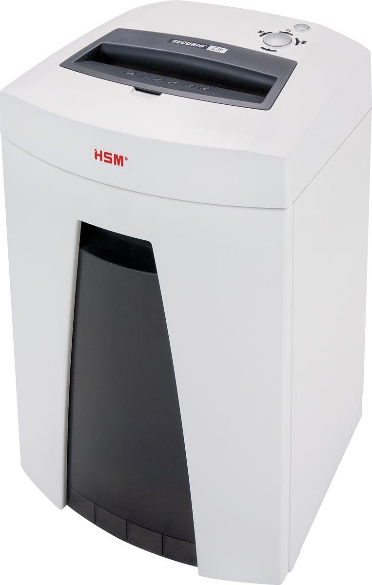 HSM SECURIO C18 papiervernietiger, 1,9 x 15 mm