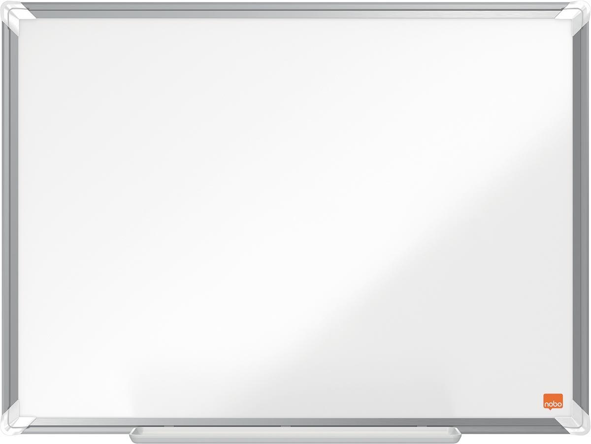 Nobo Premium Plus magnetisch whiteboard, emaille, ft 60 x 45 cm