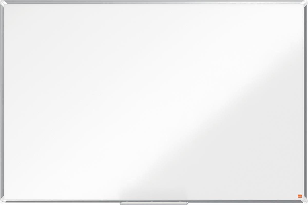 Nobo Premium Plus magnetisch whiteboard, emaille, ft 150 x 100 cm