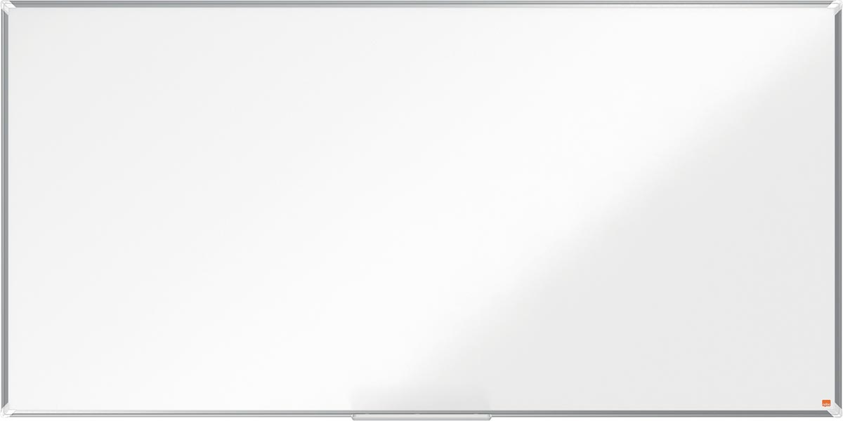 Nobo Premium Plus magnetisch whiteboard, emaille, ft 200 x 100 cm