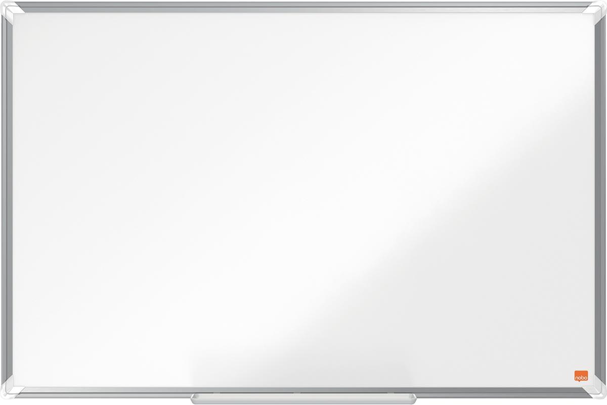 Nobo Premium Plus magnetisch whiteboard, gelakt staal, ft 90 x 60 cm