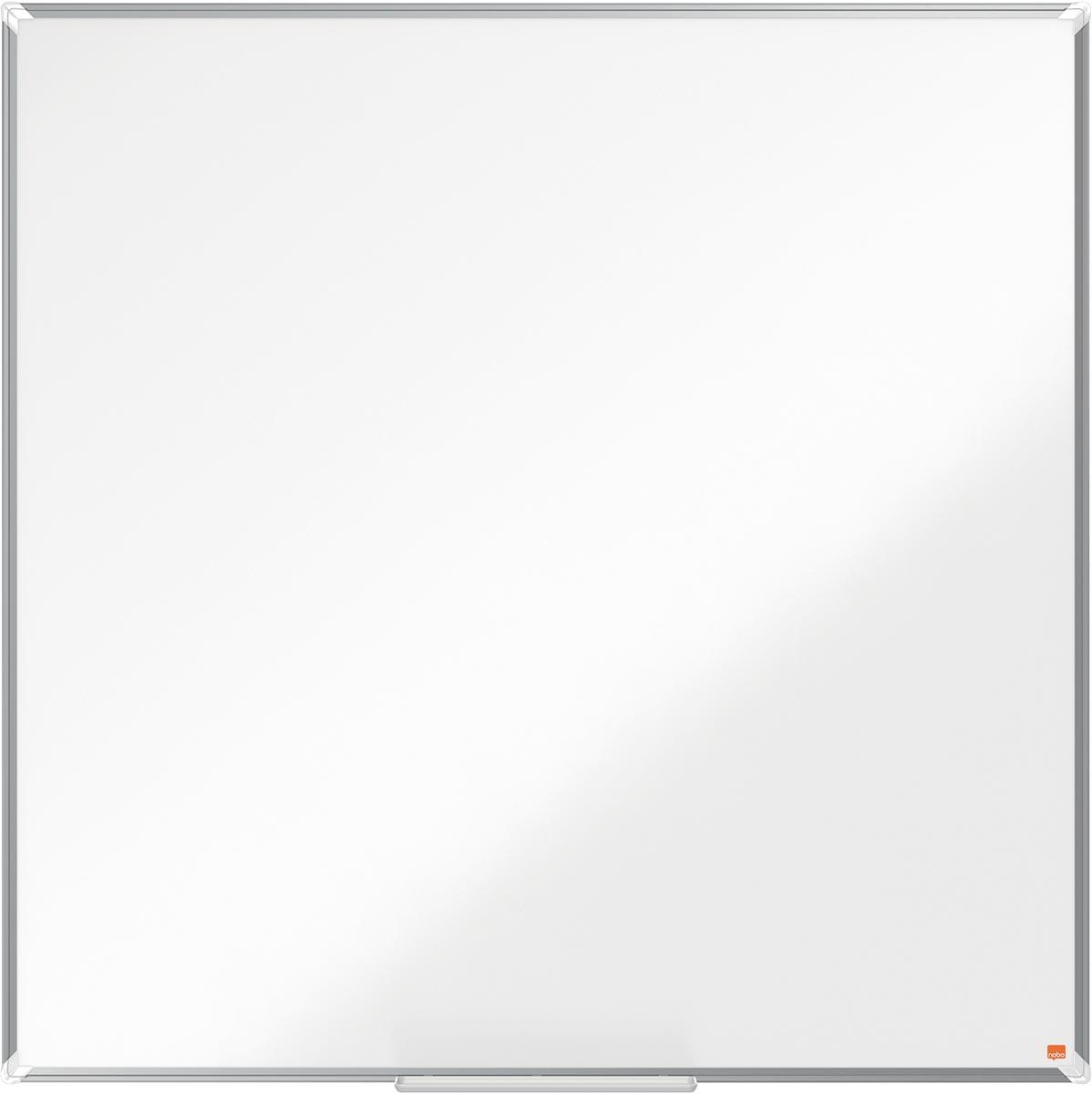 Nobo Premium Plus magnetisch whiteboard, gelakt staal, ft 120 x 120 cm