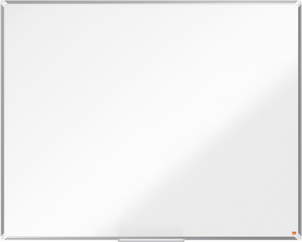 Nobo Premium Plus magnetisch whiteboard, gelakt staal, ft 150 x 120 cm