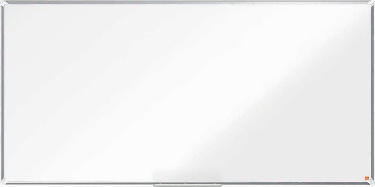 Nobo Premium Plus magnetisch whiteboard, gelakt staal, ft 180 x 90 cm