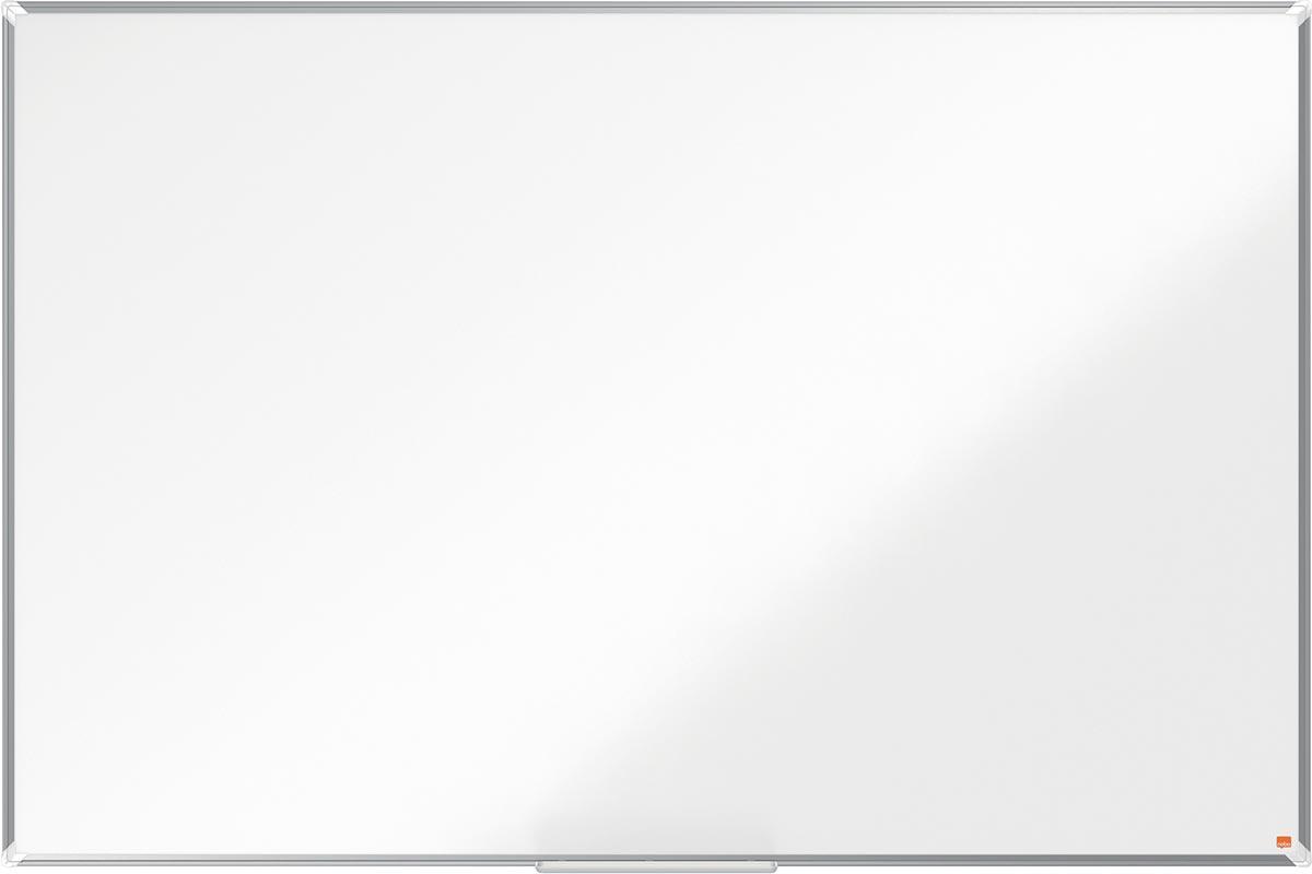 Nobo Premium Plus magnetisch whiteboard, gelakt staal, ft 180 x 120 cm