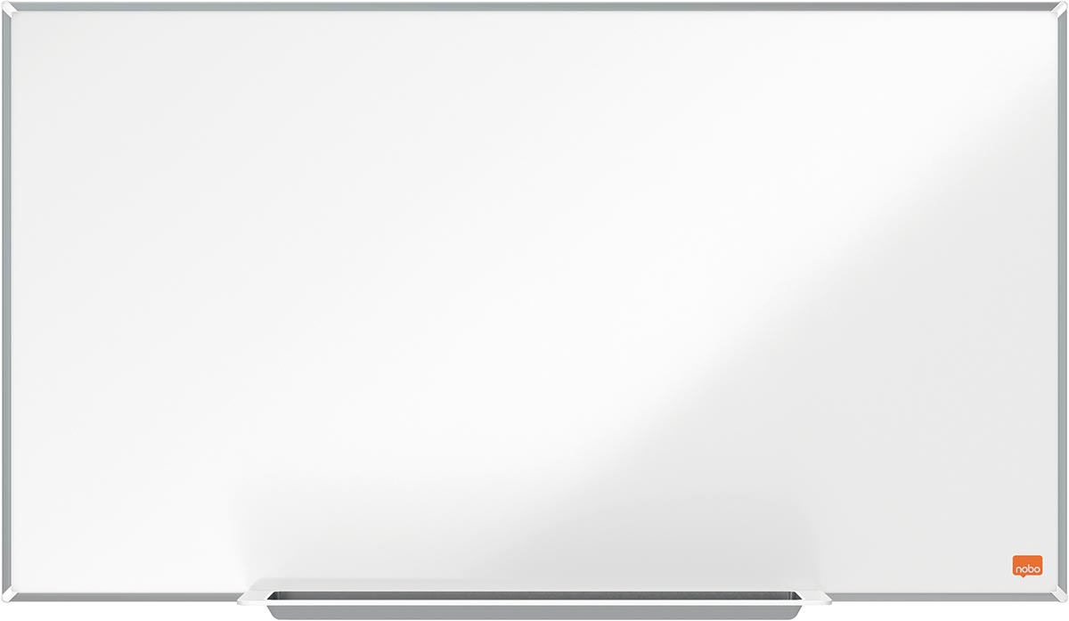 Nobo Impression Pro Widescreen magnetisch whiteboard, emaille, ft 71 x 40 cm