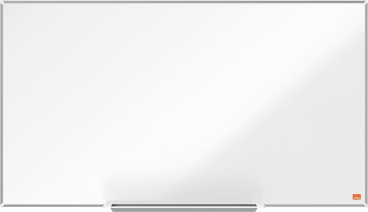 Nobo Impression Pro Widescreen magnetisch whiteboard, Nano Clean stalen oppervlak, ft 89 x 50 cm