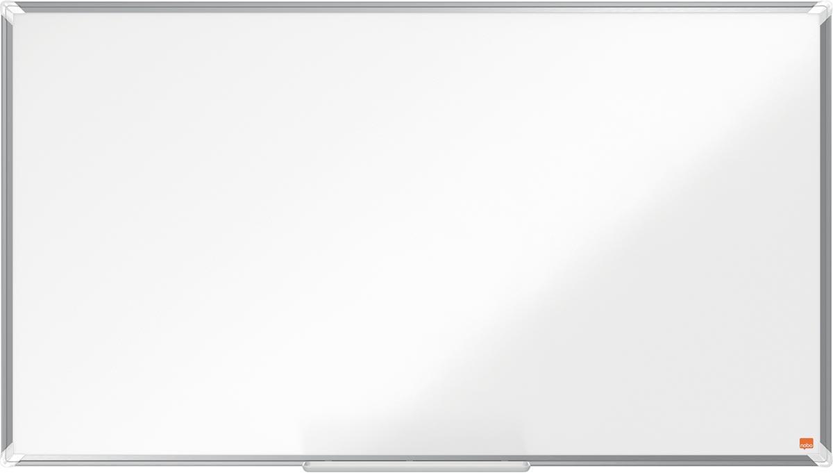 Nobo Premium Plus Widescreen magnetisch whiteboard, emaille, ft 122 x 69 cm