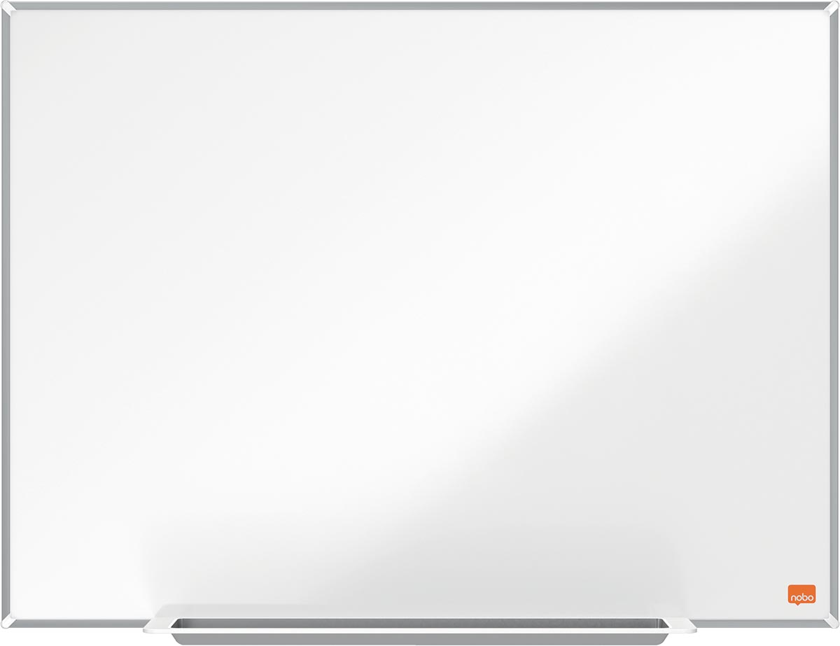 Nobo Impression Pro magnetisch whiteboard, emaille, ft 60 x 45 cm