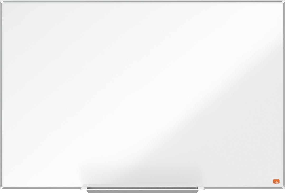 Nobo Impression Pro magnetisch whiteboard, gelakt staal, ft 90 x 60 cm