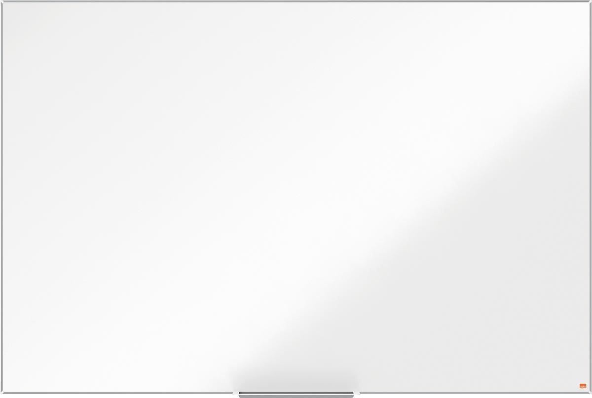 Nobo Impression Pro magnetisch whiteboard, gelakt staal, ft 180 x 120 cm