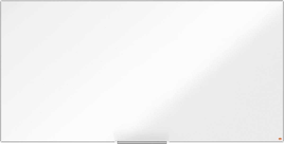 Nobo Impression Pro magnetisch whiteboard, gelakt staal, ft 200 x 100 cm