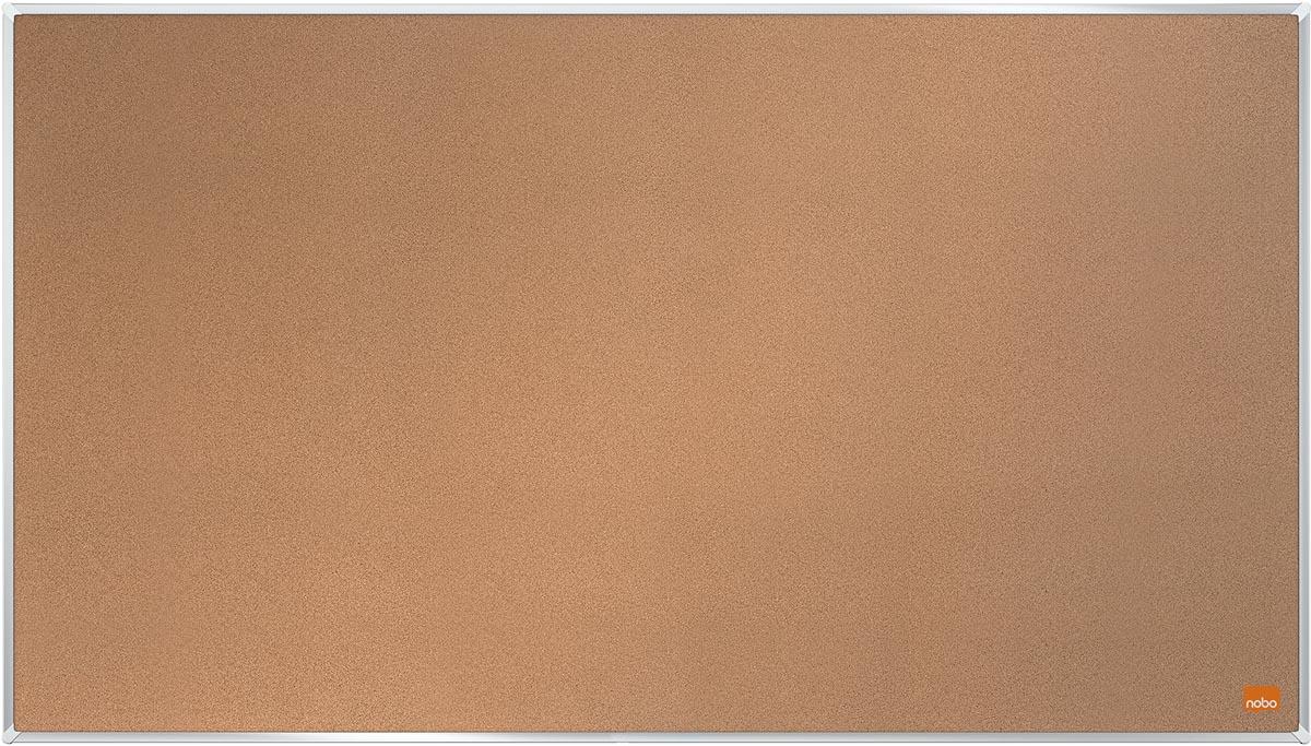 Nobo Impression Pro Widescreen kurkbord, ft 71 x 40 cm