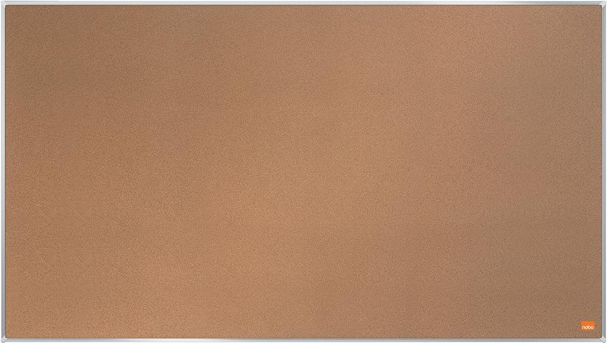 Nobo Impression Pro Widescreen kurkbord, ft 89 x 50 cm