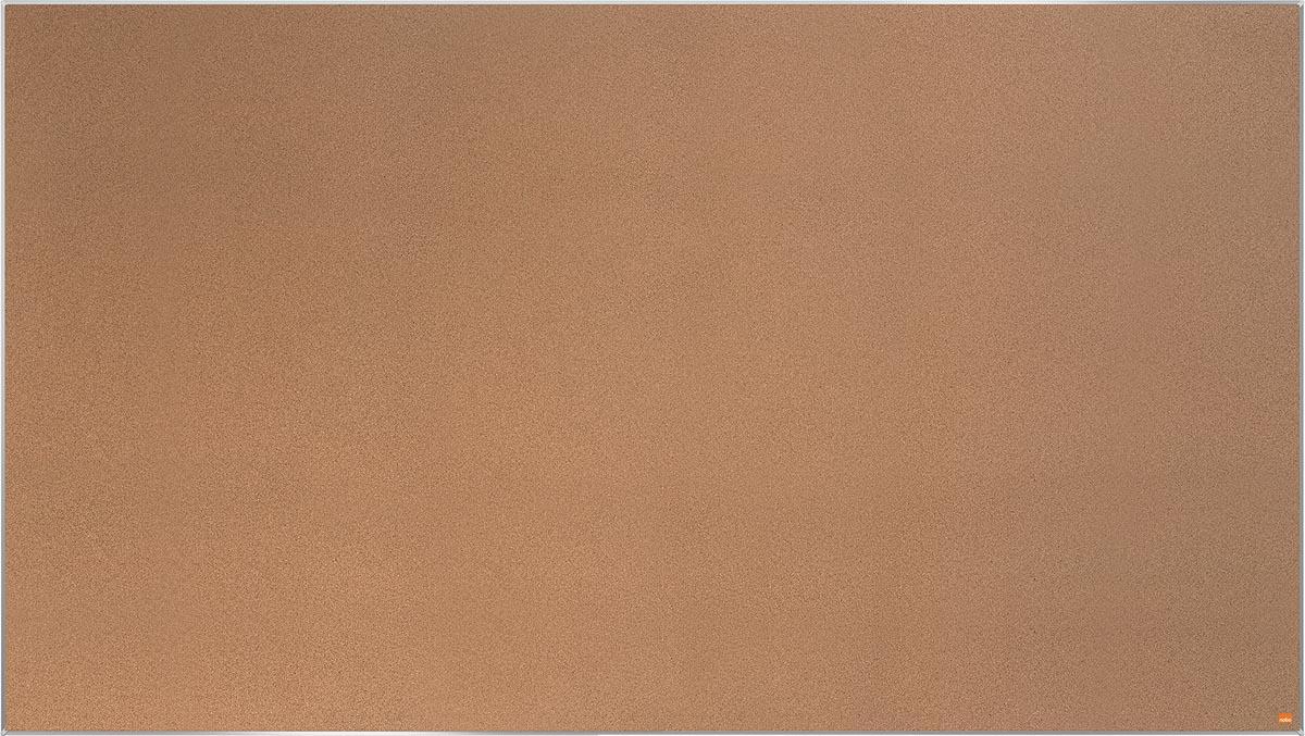Nobo Impression Pro Widescreen kurkbord, ft 188 x 106 cm