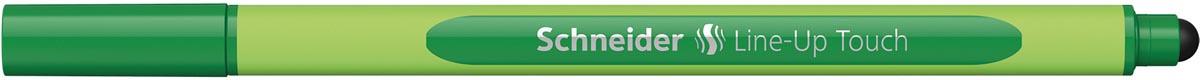 Schneider fineliner Line-Up Touch, groen