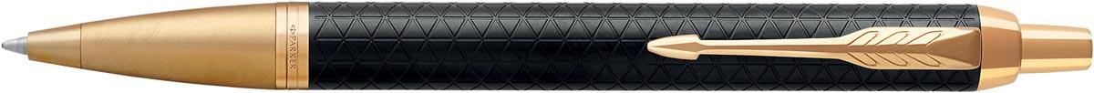 Parker IM Premium balpen zwart GT