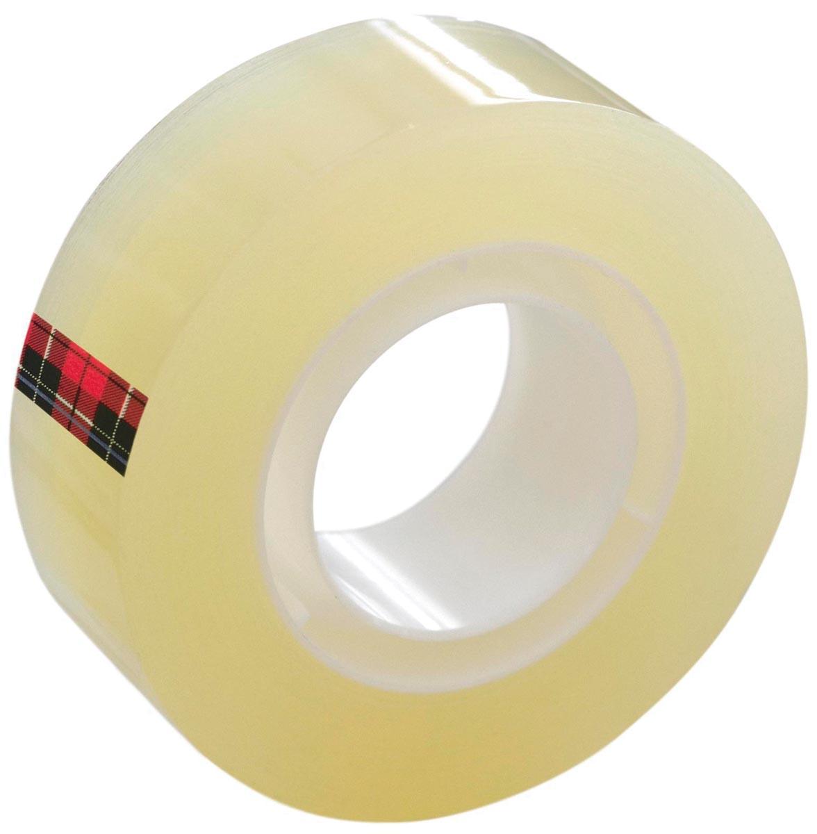 Scotch plakband Scotch 550 ft 19 mm x 33 m, 8 rolletjes