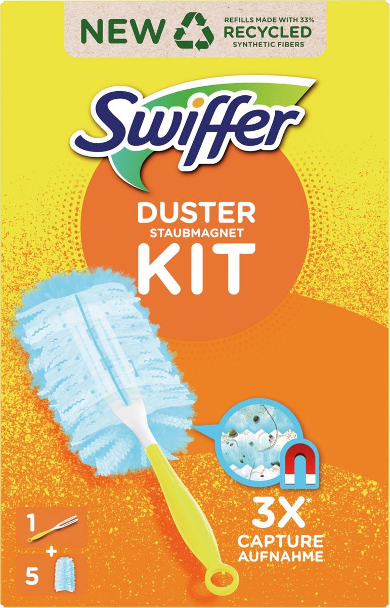 Swiffer Duster starterskit + 5 stofdoekjes
