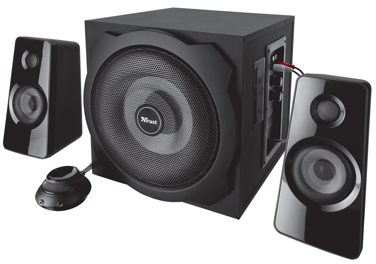 Trust Tytan 2.1 Subwoofer Speaker Set - Bluetooth