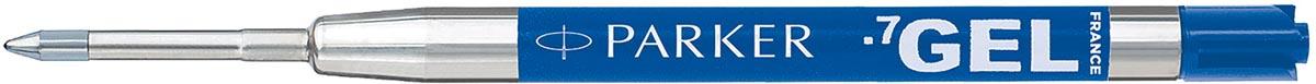 Parker Quink vulling voor balpen medium, blauw, op blister
