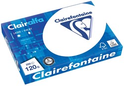 Clairefontaine Clairalfa presentatiepapier ft A4, 120 g, pak van 250 vel