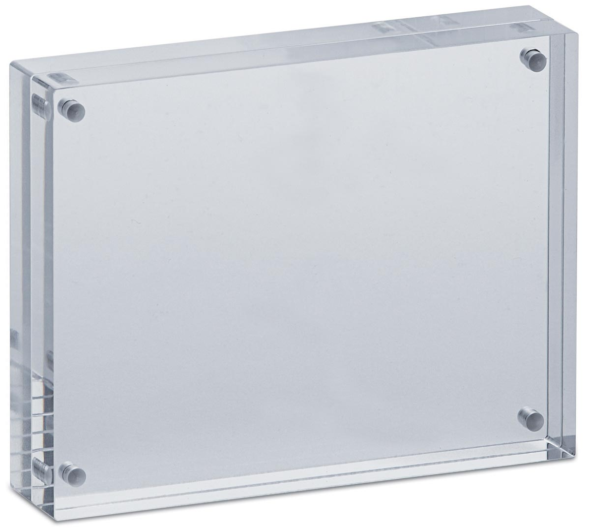 Fotolijst Maul 15x11.5x2.4cm acryl glashelder