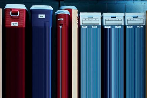 Dymo duurzame etiketten LabelWriter ft 25 x 89 mm, 100 etiketten-2