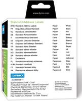 Dymo duurzame etiketten LabelWriter ft 28 x 89 mm, 520 etiketten-2