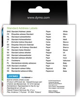 Dymo duurzame etiketten LabelWriter ft 28 x 89 mm, 130 etiketten-2