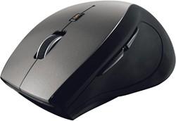 Trust draadloze muis Sura, zwart/grijs