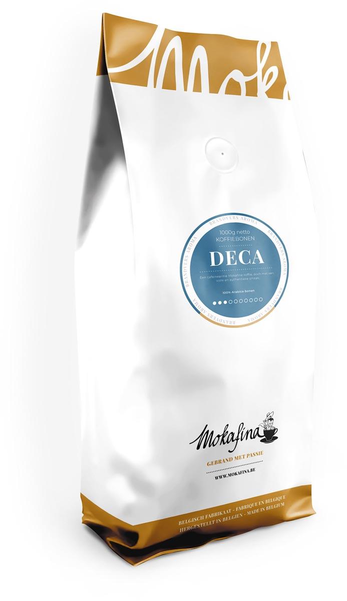 Mokafina Deca koffiebonen, 1 kg