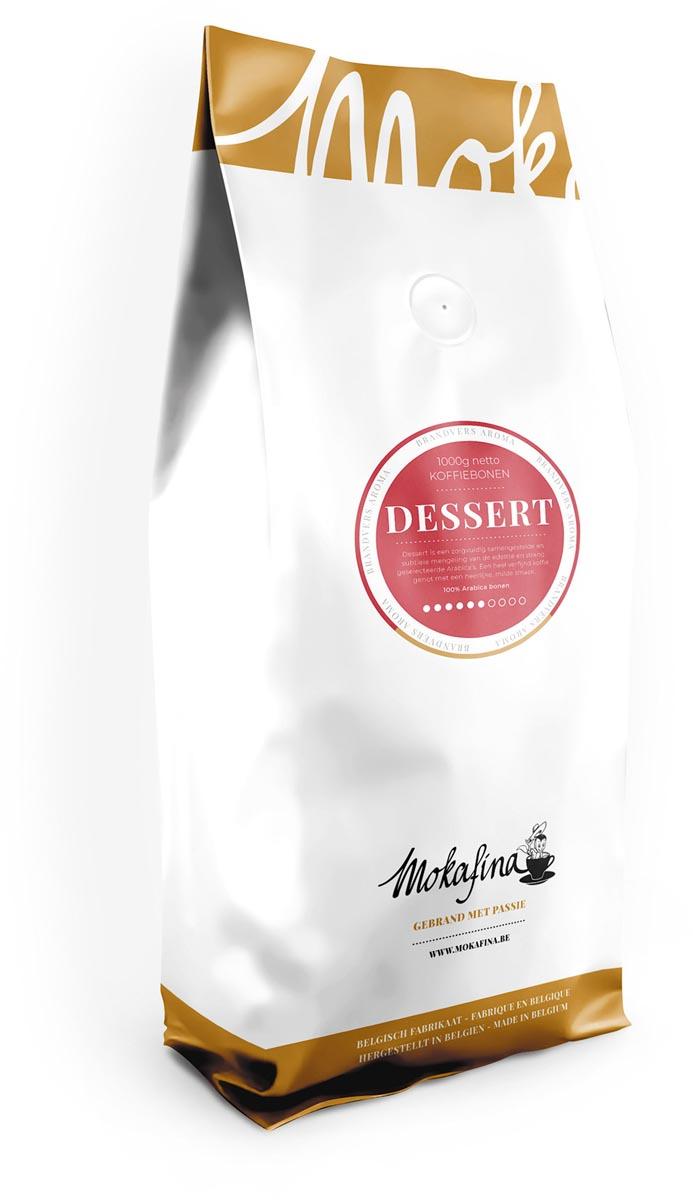 Mokafina Dessert koffiebonen, 1kg