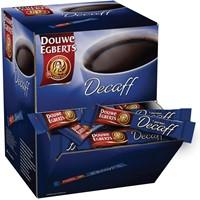 Douwe Egberts oploskoffie, Decaff, 1,5 g, doos van 200 stuks