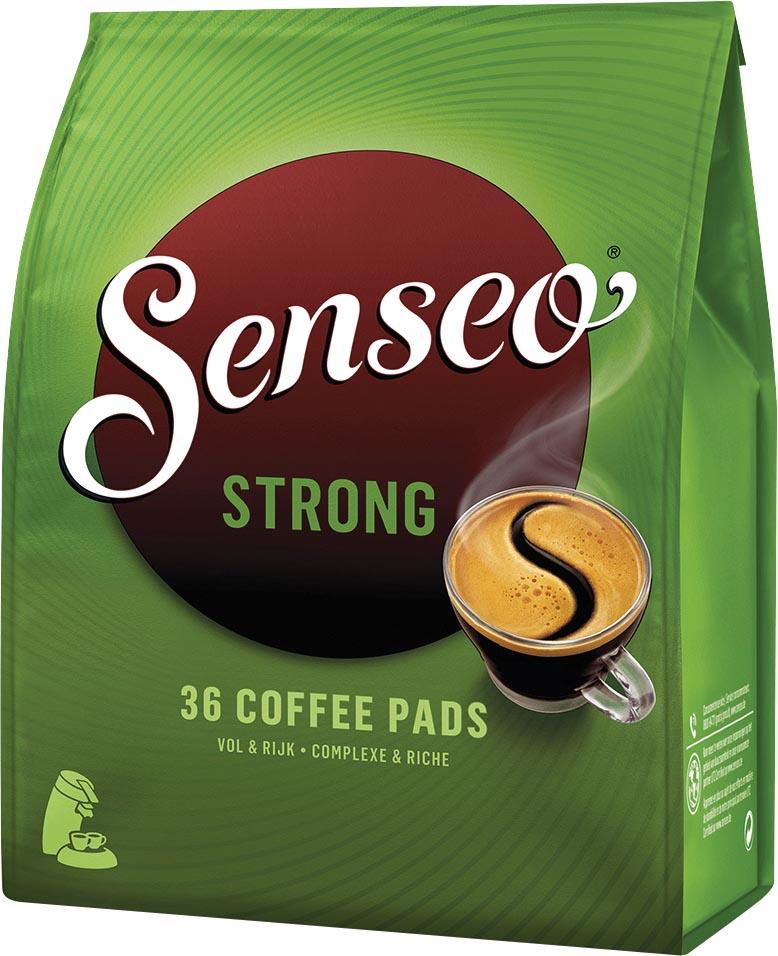 Douwe Egberts SENSEO Strong, zakje van 36 koffiepads