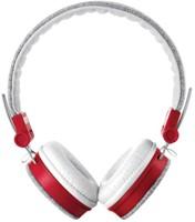 Trust Headset voor smartphones, tablets en laptops, grijs en rood-2