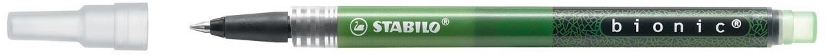 STABILO bionic rollervulling, 0,4 mm, groen
